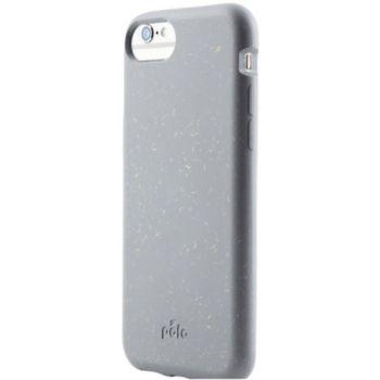 Pela iPhone 6/7/8/SE 2020 EcoFriendly gris