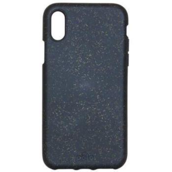 Pela iPhone X/Xs EcoFriendly noir