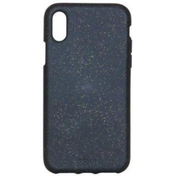 Pela iPhone Xs Max EcoFriendly noir