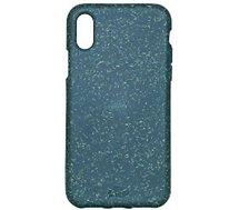 Coque Pela  iPhone Xs Max EcoFriendly vert foncé