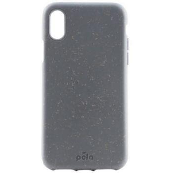Pela iPhone Xs Max EcoFriendly gris
