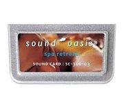 Sound Oasis Carte Spa retreat soundOasis pour S-650-