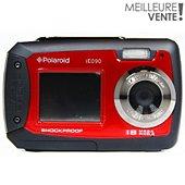 Appareil photo Compact Polaroid IE090 Rouge
