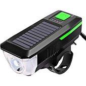 Lampe Cellys de vélo solaire 2 en 1