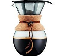 Cafetière filtre Bodum  POUR OVER CAFETIERE FILTRE PERMANENT