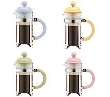 Cafetière à piston Bodum  à piston 3 tasses 0.35L