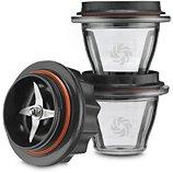 Mini cuve Vitamix 2 CUPS 225ml + bloc Lames pour Ascent