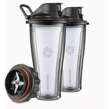 Vitamix 2 CUPS 600ml + bloc Lames pour Ascent