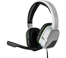 Casque gamer PDP Afterglow LVL 3 Xbox One Blanc
