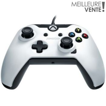 PDP Xbox One Blanche