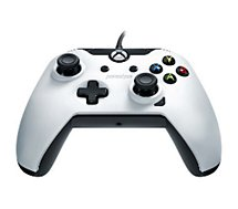 Manette PDP  Xbox One Blanche