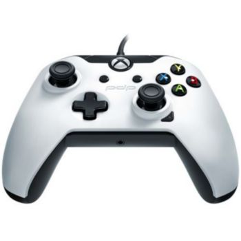 PDP Manette Xbox One Blanche