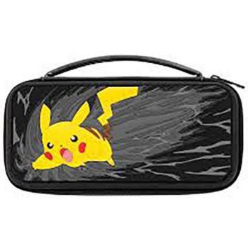 PDP Housse Switch Battle Pikachu Grise