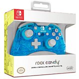 Manette PDP  Manette Switch Rock Candy Bleue
