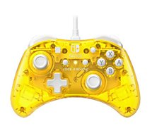 Manette PDP  Switch Rock Candy Jaune