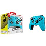 Manette PDP  SWITCH SANS FIL CAMO BLEUE