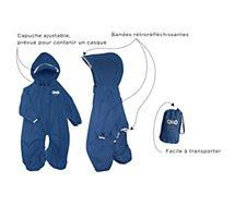 Poncho pluie Rainette bleu foncé