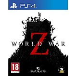 Jeu PS4 Koch Media  World War Z