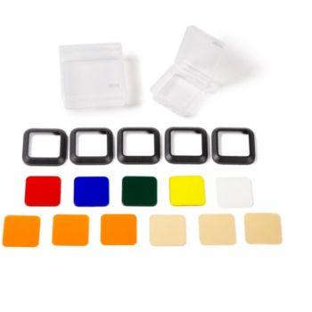 Litra jeu de 5 supports et filtres couleur