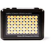Lampe LED Litra torche bicolore