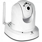 Caméra de sécurité Trendnet motorisée Wifi + IR Cloud TV-IP851WIC