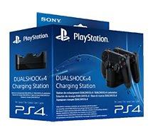 Chargeur Sony Station de Rechargement Dual Shock PS4