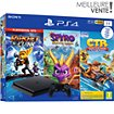 Console PS4 Sony PS4 1To Ratchet + Crash Team + Spyro