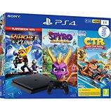 Console PS4 Sony  1To Ratchet + Crash Team + Spyro