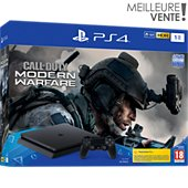Console PS4 Sony PS4 1To Call Of Duty Modern Warfare