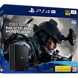 Console PS4 Sony  PS4 Pro 1To Call of Duty Modern Warfare
