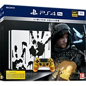 Console PS4 Sony PS4 Pro 1To Edition Death Stranding
