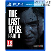 Jeu PS4 Sony The Last of Us 2