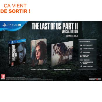Sony The Last of Us 2 Special Edition