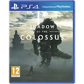 Jeu PS4 Sony Shadow Of The Colossus