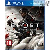 Jeu PS4 Sony Ghost of Tsushima