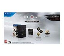 Jeu PS4 Sony  Ghost of Tsushima Ed. Spéciale
