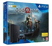 Sony Slim 1TO + God Of War