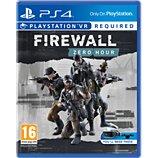 Jeu PS4 Sony Jeu VR Firewall : Zero Hour