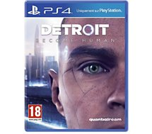 Jeu PS4 Sony Detroit Become Human