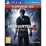 Jeu PS4 Sony  Uncharted 4 A Thief's End HITS