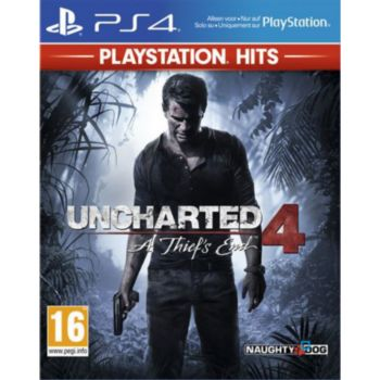 Sony Uncharted 4 A Thief's End HITS