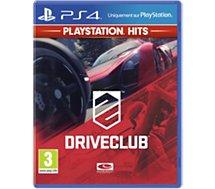 Jeu PS4 Sony Driveclub HITS