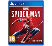 Jeu PS4 Sony  Marvel's Spider-Man