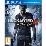 Jeu PS4 Sony Uncharted 4 : A Thief's End