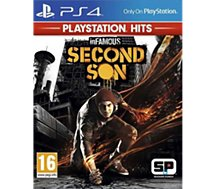 Jeu PS4 Sony  InFamous Second Son HITS
