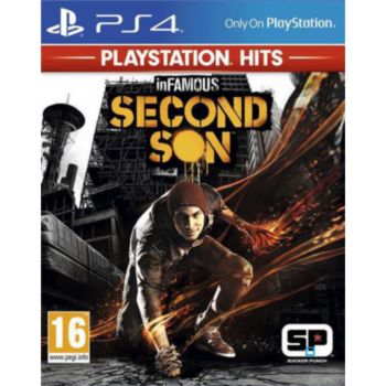 Sony InFamous Second Son HITS