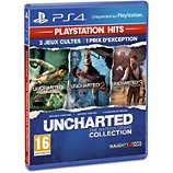 Jeu PS4 Sony  Uncharted Nathan Drake Collection HITS