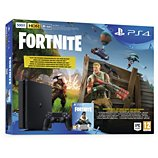 Console PS4 Sony Slim 500Go Noire + Fortnite