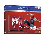 Sony 1To Marvel's Spider-Man Limited Ed.