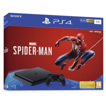 Sony Slim 1To Marvel's Spider-Man     reconditionné